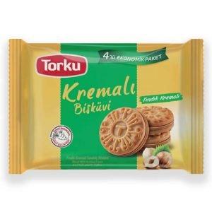 Biscuits with Hazelnut Cream