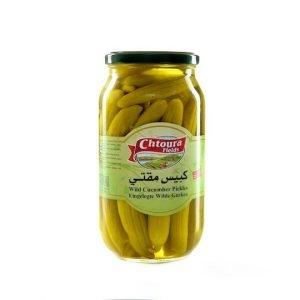Chtoura Fields Wild Pickles 1.4kg