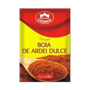 Cosmin Boia Dulce Smoked Poppy Sweet 17g