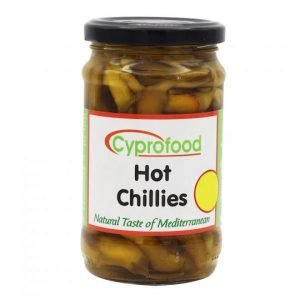 Cyprofood Hot Chillies