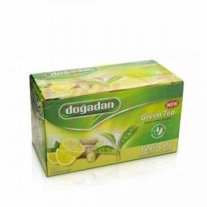 Dogadan Ginger Lemon Green Tea