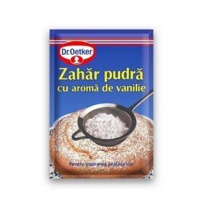 Dr Oetker Vanilla Flavored Powdered Sugar 8g