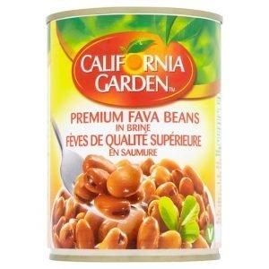 Fava Beans In Brine Tin