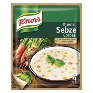 knorr Creamy Vegetable Soup