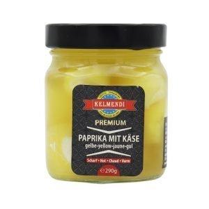 Kelmendi Yellow Paprika Mint