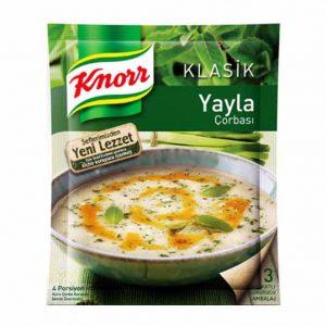Knorr Yoghurt Yayla Soup