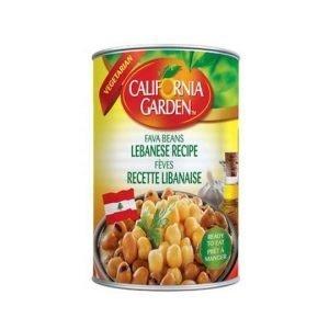 Lebanese Foul Beans