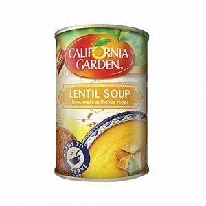 California Garden Lentil Soup
