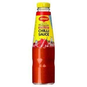 Maggi Chilli Extra Hot Sauce