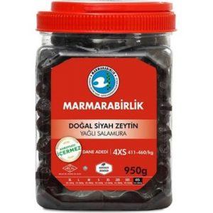 Natural Black Olives 4xs