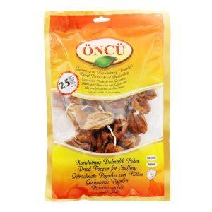 Oncu Dried Pepper 25pcs
