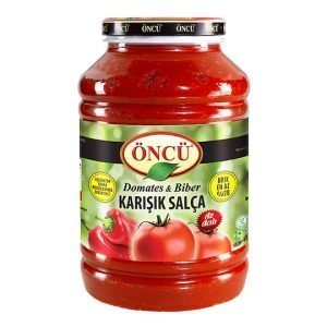 Oncu Tomato & Pepper Mixed Paste