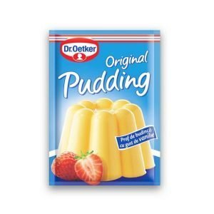 Dr Oetker Vanilla Flavored Pudding 40g