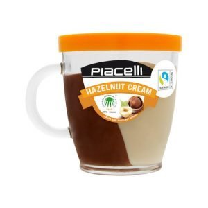Piacelli Duo Hazelnut Cream