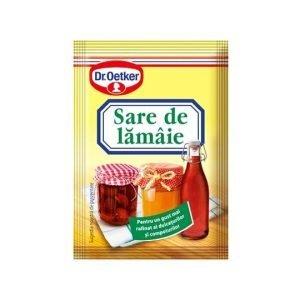 Dr Oetker Sare Lamaie Lemon Salt 8g