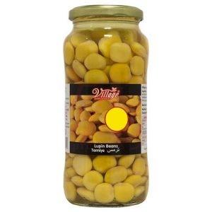 Village Lupin Beans Jar