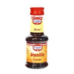 Dr Oetker Esenta Vanilie - Essence of Vanillin 38ml