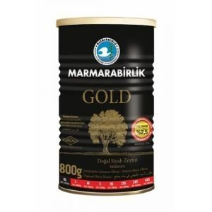 Natural Black Olives Gold
