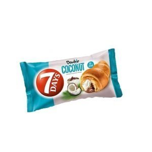7 Days Double Max Croissant With Cocoa & Coconut 80G