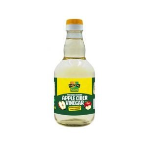 Tropical Sun Premium Filtered Apple Cider Vinegar 400ml
