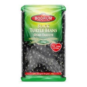 Bodrum Black Turtle Beans 500g