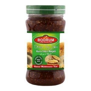 Bodrum Dried Fig Jam (Kuru Incir Receli)