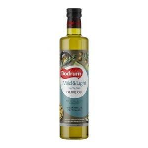 Bodrum Mild & Light Olive Oil 500ml