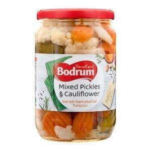 Bodrum Pickled Cauliflower Mix 670g