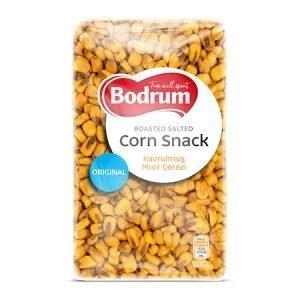 Bodrum Roasted Salted Corn Snacks 400g