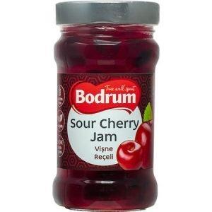 Bodrum Sour Cherry Jam 380g