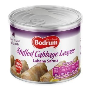 Bodrum Stuffed Cabbage Leaves 400g