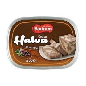 Bodrum Tahini Halva with Cocoa