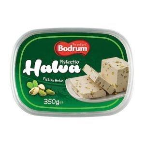 Bodrum Tahini Halva with Pistachio