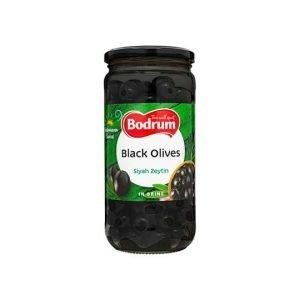 Bodrum Whole Black Olives