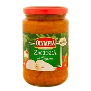 Olympia Zacusca Ciuperci 300g