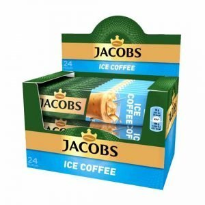 Cafea instant Jacobs 3 in 1 Ice Coffee 24 PCS