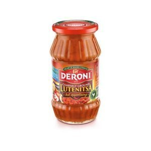 Deroni Coarsely Hot Appetising 520g