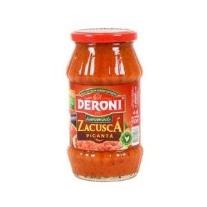 Deroni Picanta Zacusca Spicy 500g