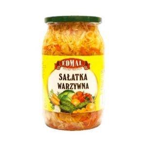 Edmal Salatka Warzywna 900g