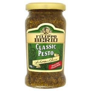 Filippo Berio Classic Pesto 190g