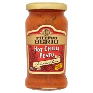 Filippo Berio Hot Chilli Pesto 190g