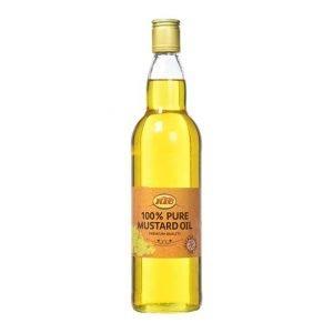 KTC 100% Pure Mustard Oil