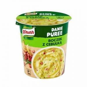 Knorr Danie Puree Boczek z Cebulka 51g