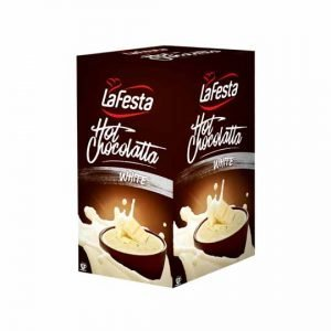 LaFesta Cappuccino Calda Alba 10 PCS