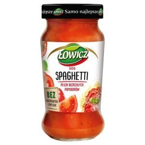 Lowicz Spaghetti Sauce 300g