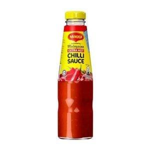 Maggi Authentic Malaysian Extra Hot Chilli Sauce 320g