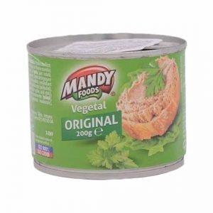 Mandy Pate Vegetal 200g