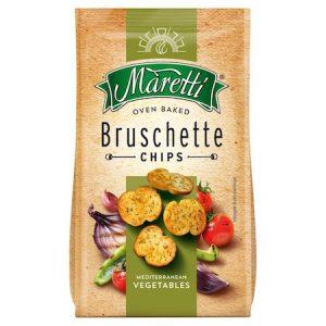 Maretti Vegetables Bruschette Chips 70g