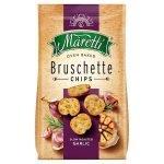 Maretti Roasted Garlic Bruschette Chips 70g