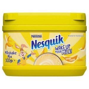 Nesquik Banana Milkshake Powder 300g